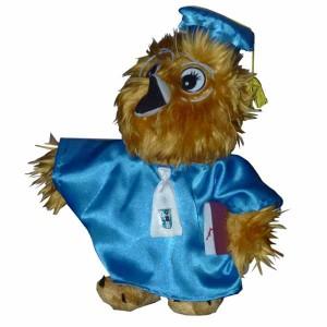 Jucărie de pluș mascota Alexa